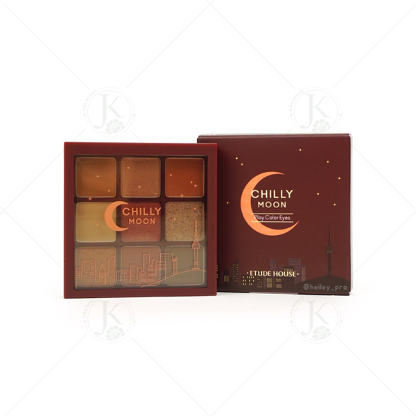 Bảng phấn mắt Etude House Play Color Eye Chilly Moon