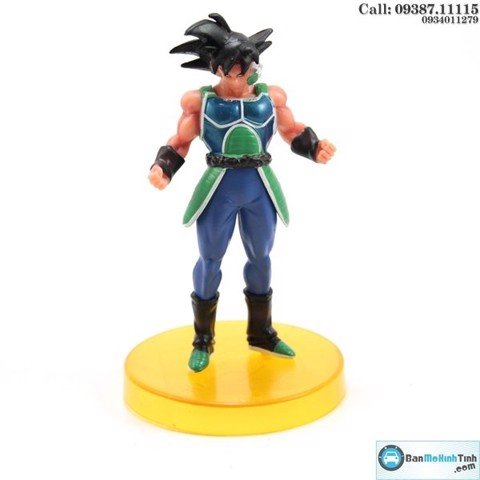 MÔ HÌNH BARDOCK - DRAGON BALL SET A MH 6848