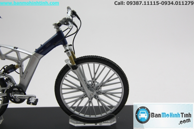 Mô hình xe đạp XE ĐẠP AUDI DESIGN CROSS