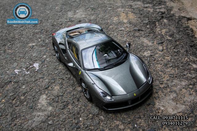 Mô hình xe ô tô XE DOGDE CHARGER RT