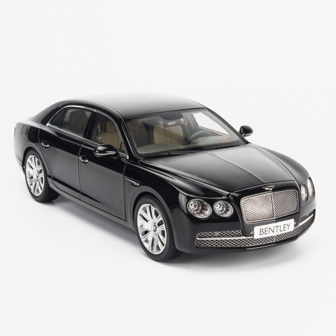 Mô hình xe Bentley Continental Flying Spur 2014 Black 1:18 Kyosho