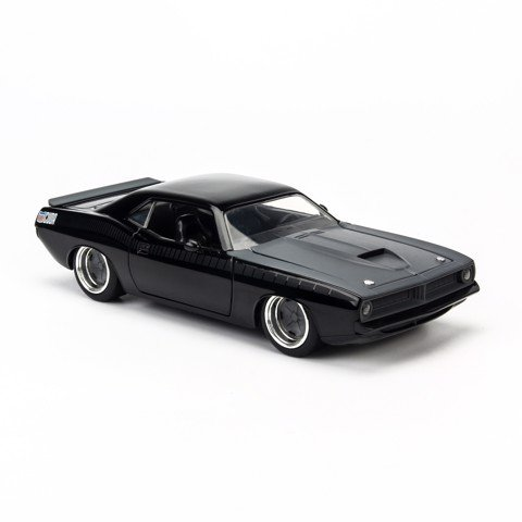Mô hình xe Letty's Plymouth Barracuda Fast and Furious 1:24 Jada