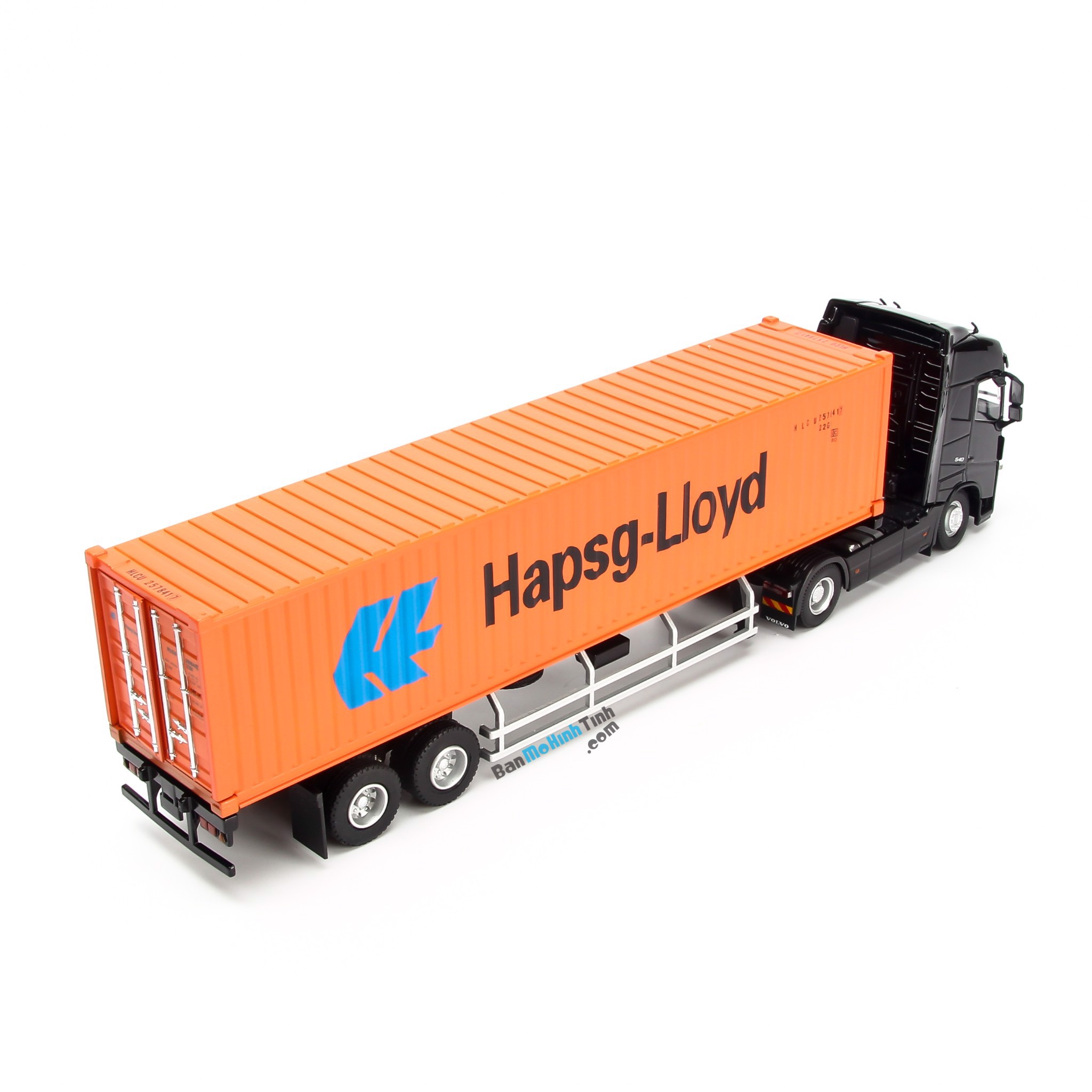Mô hình xe Volvo FH04 Globe - Hapsg-Lioyd Container 1:50 Dealer