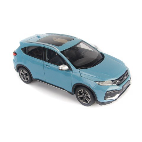 MÔ HÌNH HONDA XR-V ALL 2017 BLUE GRAY 1:18 PAUDI