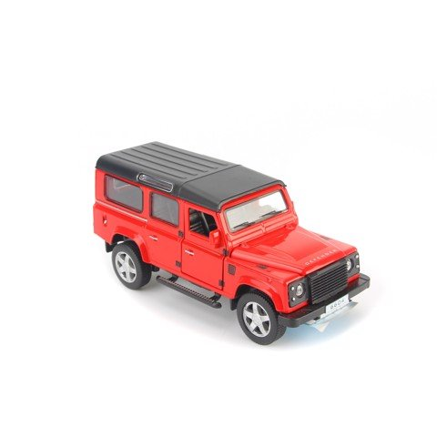MÔ HÌNH LAND ROVER DEFENDER 110 RED 1:32 PROSWON