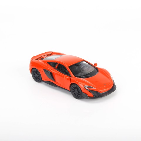 Mô hình xe McLaren 675LT Coupe Orange 1:36 Welly- 43757