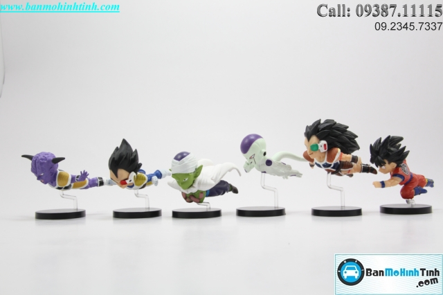 MO HINH DRAGON BALL CHIBI SET B
