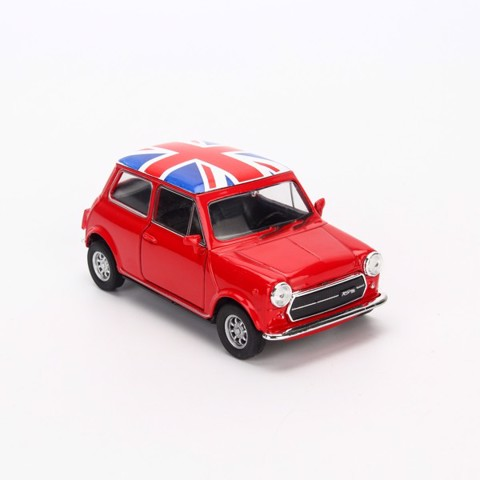 Mô hình xe Mini Cooper 1300 British Version 1:36 Welly