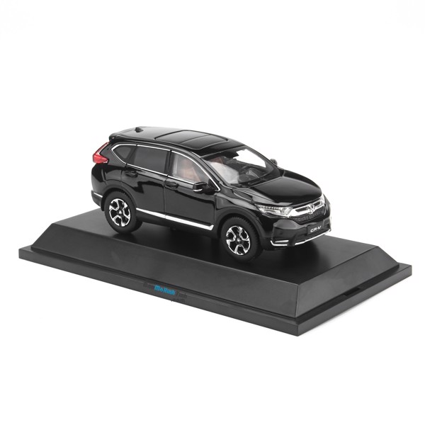 Mô hình xe Honda CR-V All New 2018 Black 1:43 Dealer