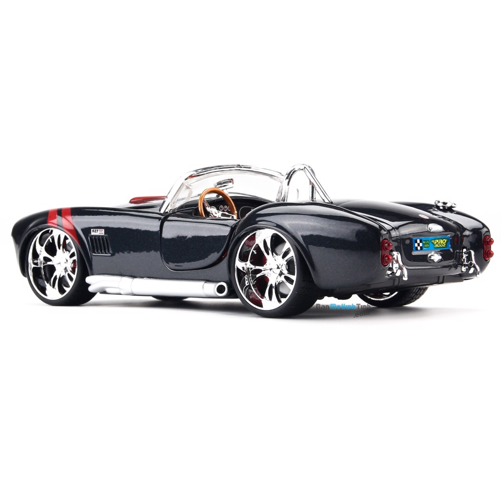 Mô hình xe Shelby Cobra 427 1965 Modified Edition - 1:24 Maisto - MH 31325