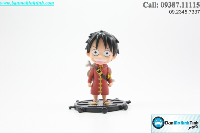 MO HINH-MONKEY D.LUFFY ONE PICE