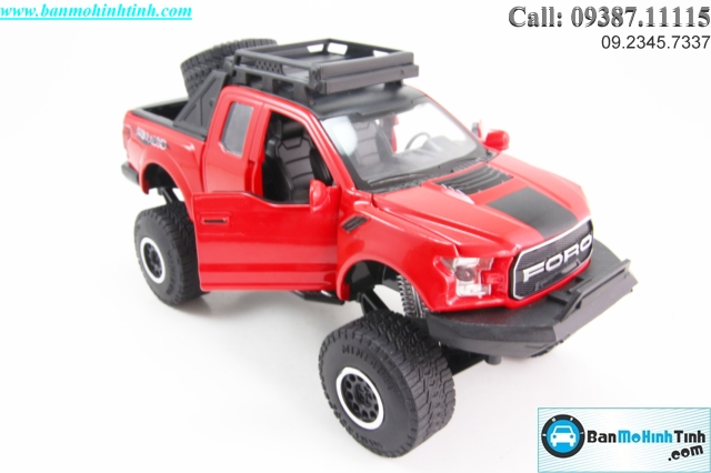 XE-MO-HINH-FORD-F-150-RAPTOR-OFF-ROAD-KING-2017-RED-1-32-MINIAUTO