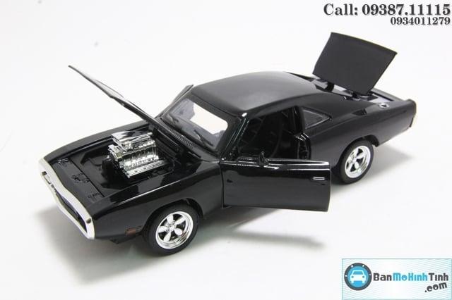 Mô hình xe ô tô XE DOGDE CHALLENGER