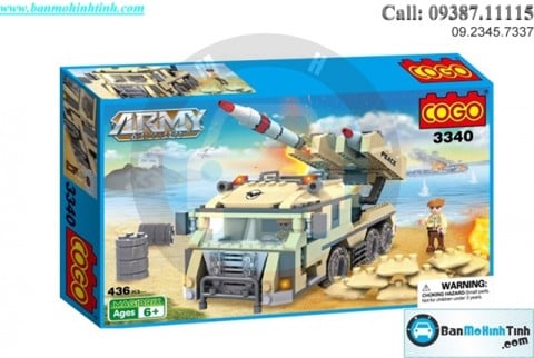 Army Action 3340 Cogo