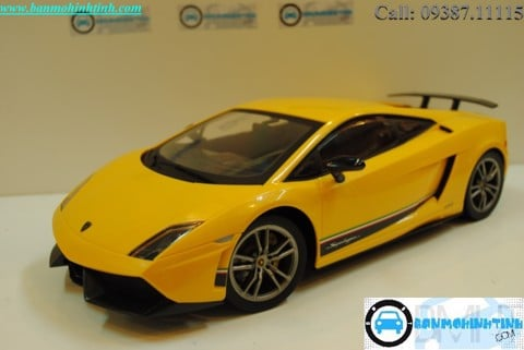 LAMBORGHINI GALLARDO 570-4 R/C YELLOW 1:14 MIX RC