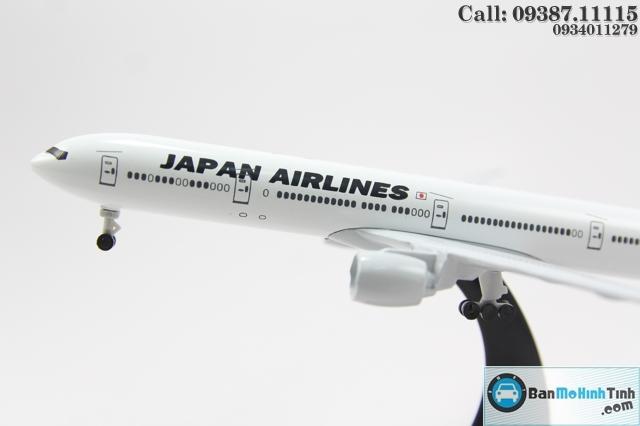 Mô Hình máy bay BOEING 777 JAPAN AIRLINES