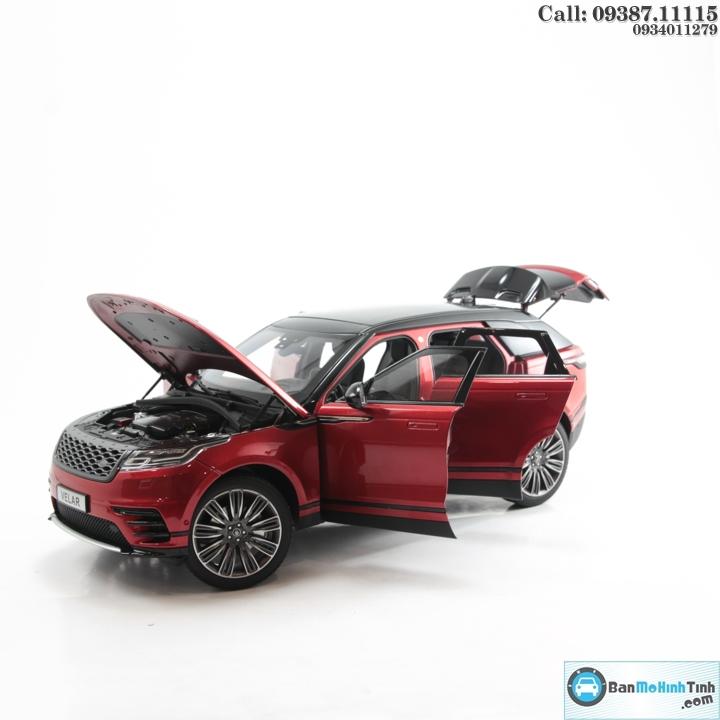 Mô hình xe ô tô XE LAND ROVER RANG ROVER VELAR
