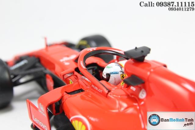 Mô hình xe ô tô XE FERRARI F1