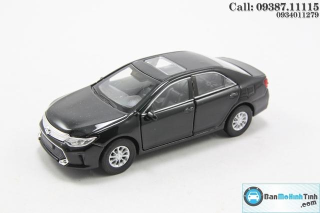 XE Mô hình xe ô tô-TOYOTA CAMRY BLACK