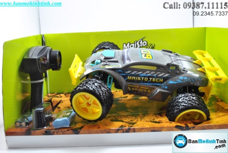 Rc Speed Beast Cool Grey Maisto