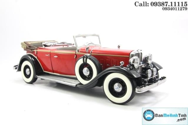 Mô hình xe ô tô XE LINCOLN 1932 CABRIOLET