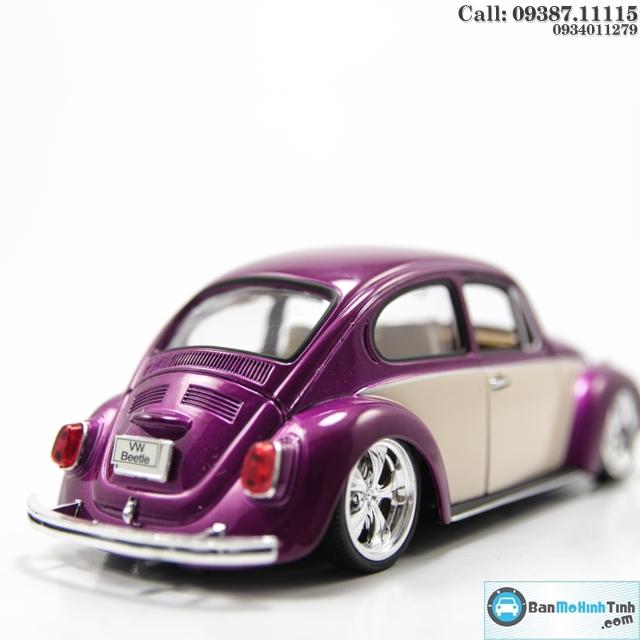 Mô hình xe ô tô XE VOLKSWAGEN CLASSIC BEETLE