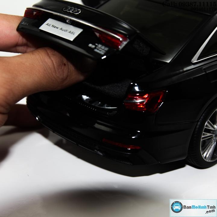 Mô hình xe ô tô XE AUDI A6L