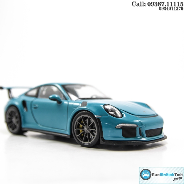 MÔ HÌNH XE PORSCHE 911 GT3 RS