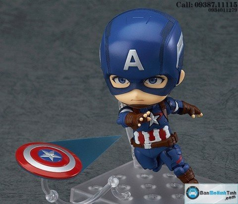 MÔ HÌNH CAPTAIN AMERICA-AGE OF ULTRON - NDR
