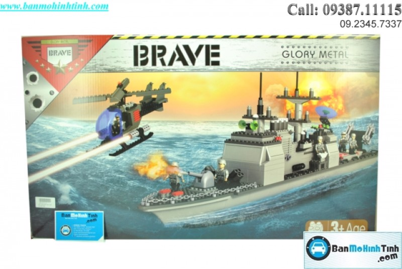 Glory Metal Brave No.40601