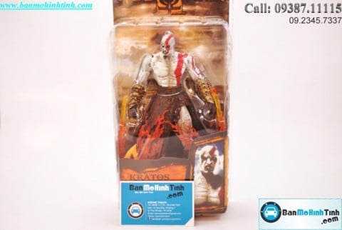 Mô hình  God Of War Set A