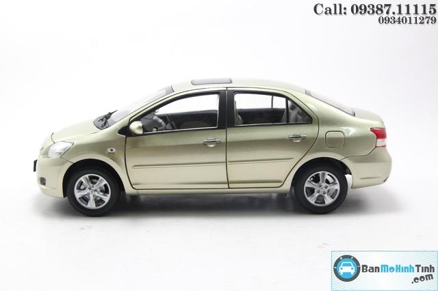 XE Mô hình xe ô tô TOYOTA VIOS 2009
