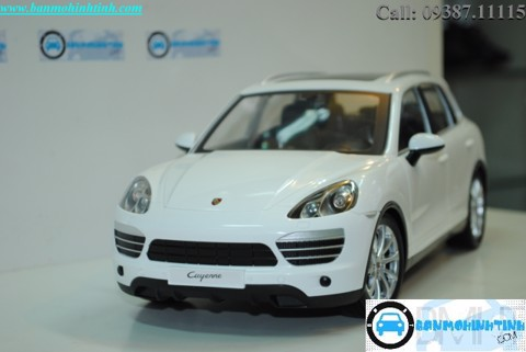 PORSCHE CAYENNE S R/C WHITE 1:14 MIX RC