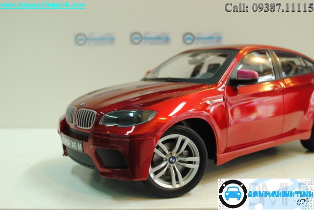 BMW X6M R/C Red 1:14 Mix Rc