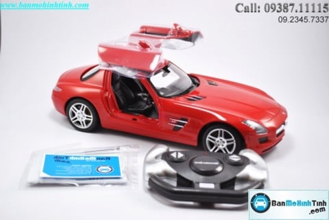 MERCEDES BENZ SLS RED 1:14 RASTAR