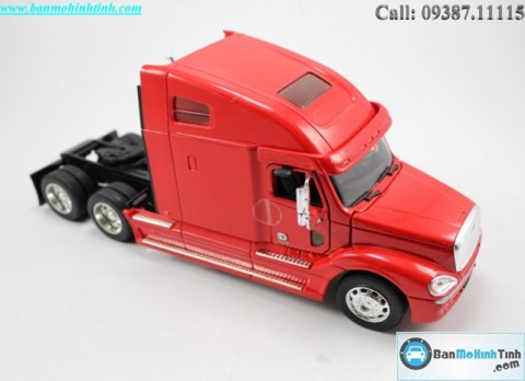 Mô hình Freightliner Columbia Red 1:32 Welly