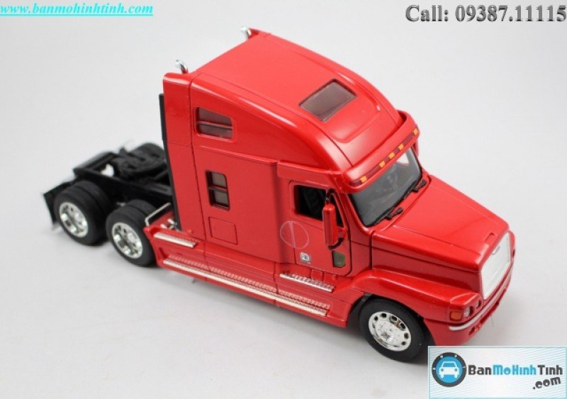 MÔ HÌNH FREIGHTLINER CENTURY CLASS S/T RED 1:32 WELLY