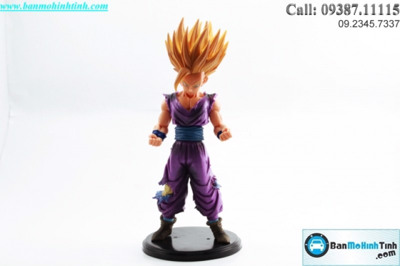 MÔ HÌNH THE SON GOHAN MASTER STARS PIECE MADE BY BANPRESTO