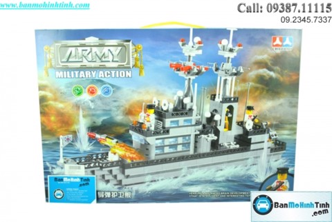 ARMY MILITARY ACTION NO.3128 CHAOBAO