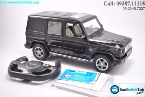 MERCEDES BENZ G55 AMG BLACK 1:14 RASTAR
