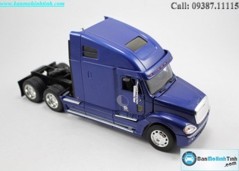 Mô hình Freightliner Columbia Blue 1:32 Welly