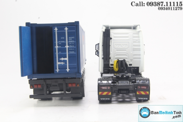 MO HINH VOLVO FH04 GLOBE- APL CONTAINER 1:50 DEALER