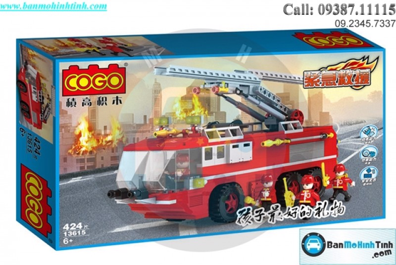 Fire Fighter 3615 Cogo