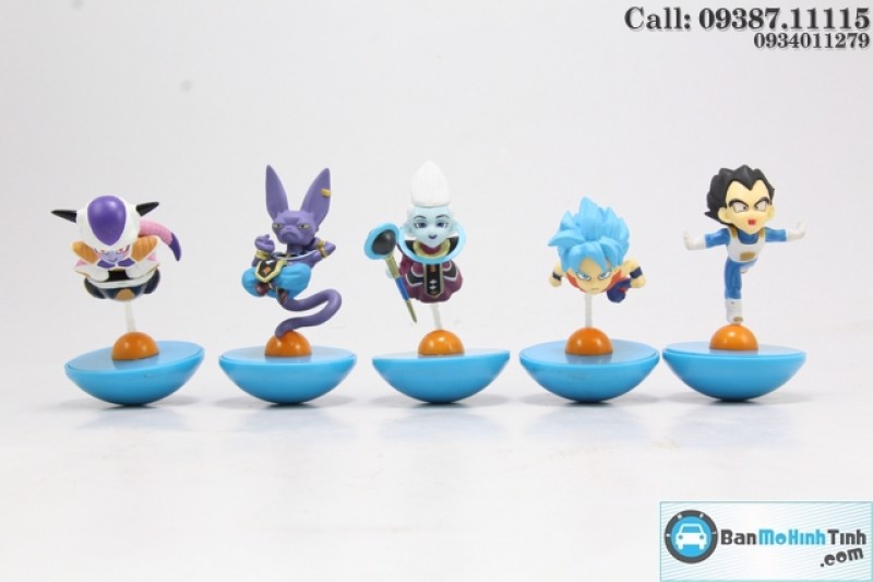 MÔ HÌNH DRAGON BALL SET 1 MEGAHOUSE