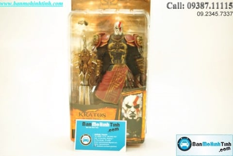 Mô hình God Of War Set D