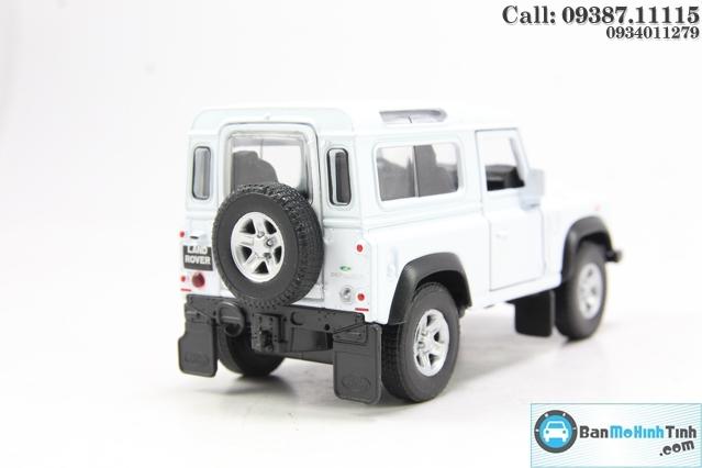 Mô hình xe ô tô XE LAND ROVER DEFFENDER 90