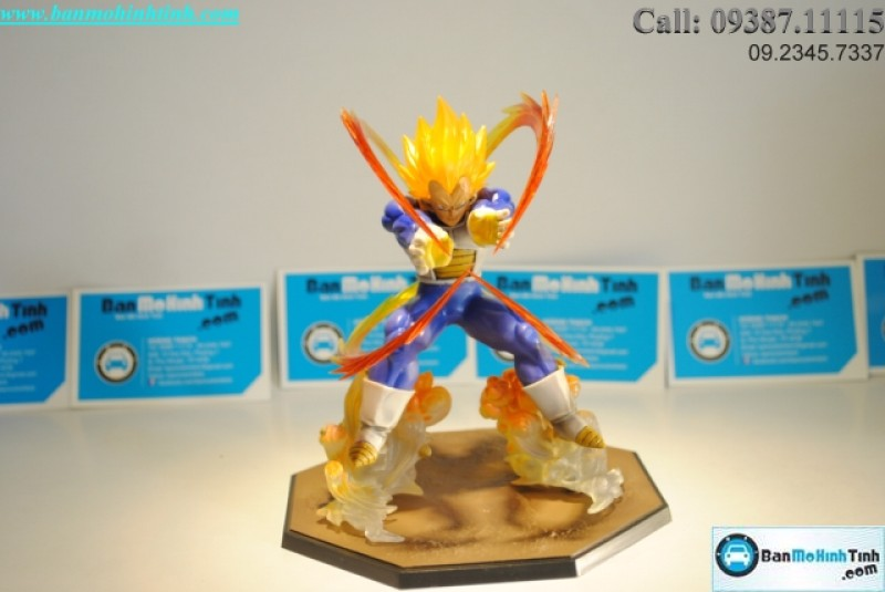 MÔ HÌNH DRAGON BALL CADIC MADE BY BANDAI