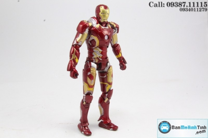 MÔ HÌNH IRON MAN MARK 43 1:12 CRAZY TOYS