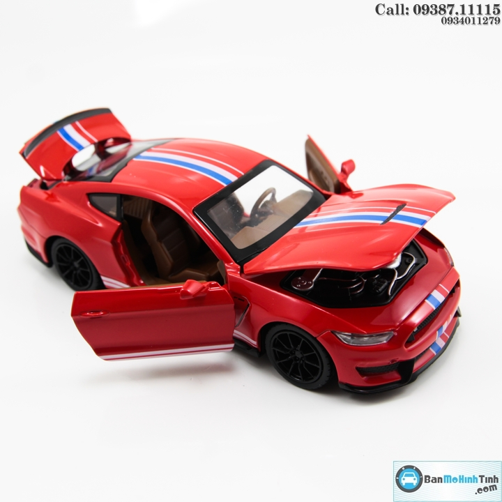 MO-HINH-XE-O-TO-FORD-SHELBYCOBRA-GT500-2018-RED