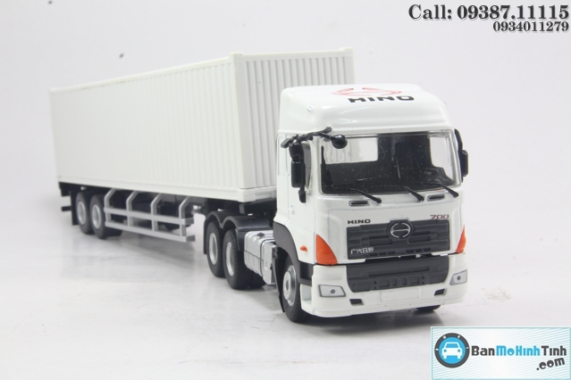 HINO 700 - CONTAINER 1:50 DEALER